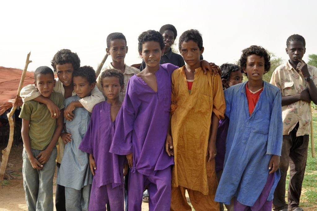 Jeunes garçons Tanislam