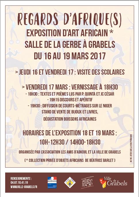 Expo art africain 2