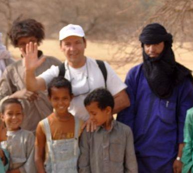 Yann et enfants de tanislam